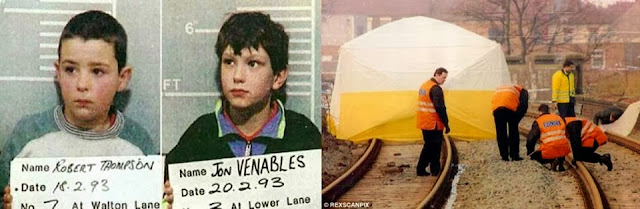 Young And Cruel Killers:: Jon Venables and Robert Thompson