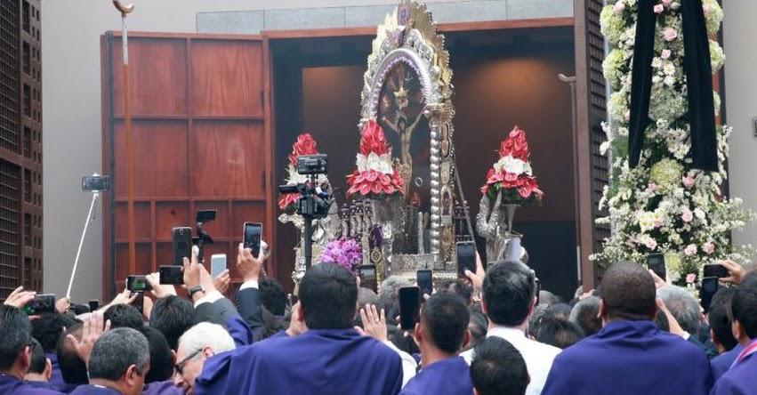 SEÑOR DE LOS MILAGROS 2018: Cristo Morado no entrará a Hospital Loayza por primera vez en su historia