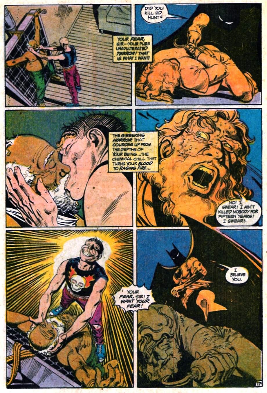 Detective Comics (1937) 592 Page 17