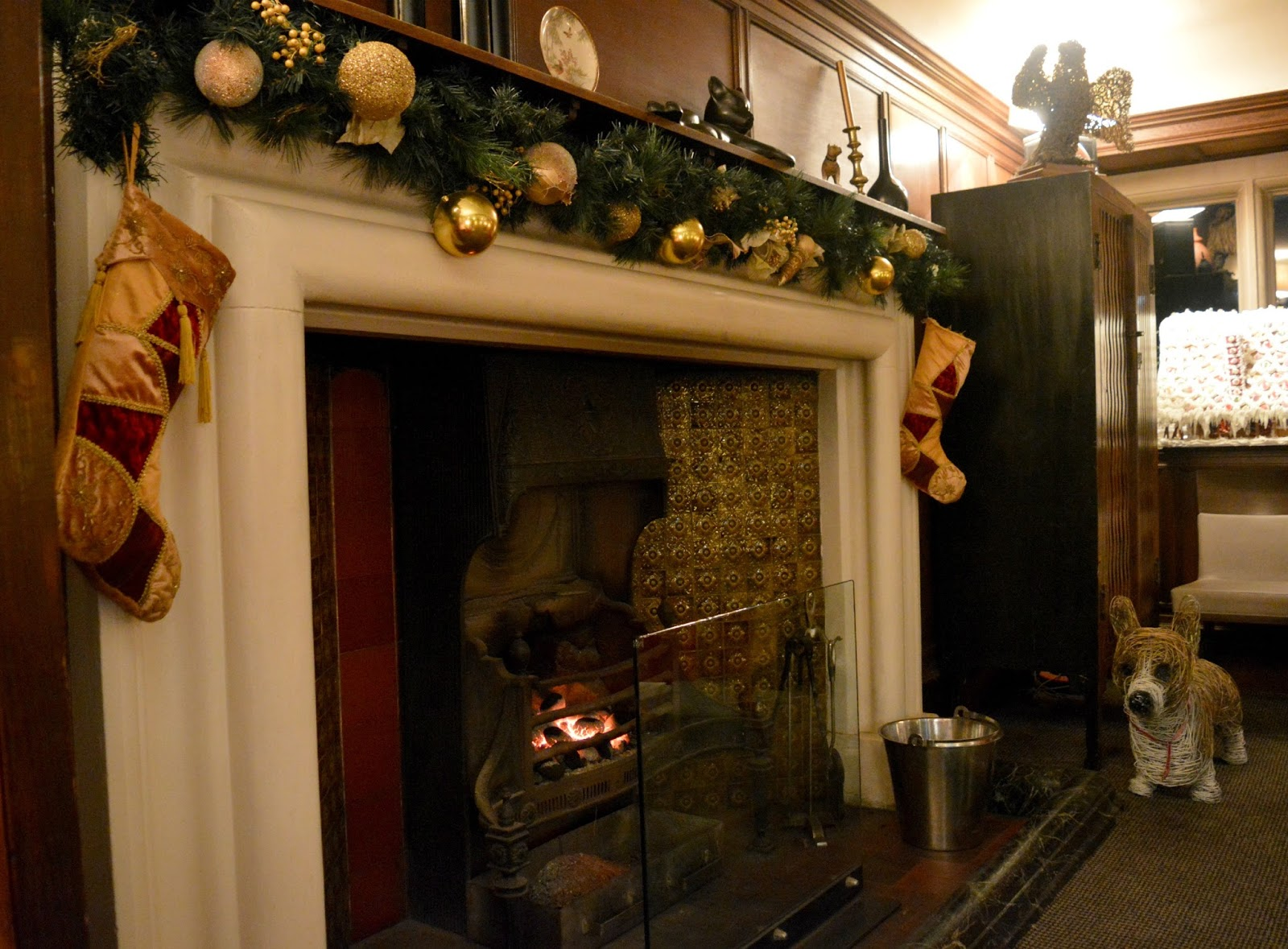 Christmas in the North East - The Ultimate Guide Jesmond Dene House