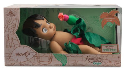 Disney Animator's Collection Mowgli Doll - Origins Series
