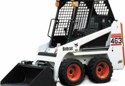 Bobcat Service Manual: FREE BOBCAT 463 SKID STEER LOADER SERVICE