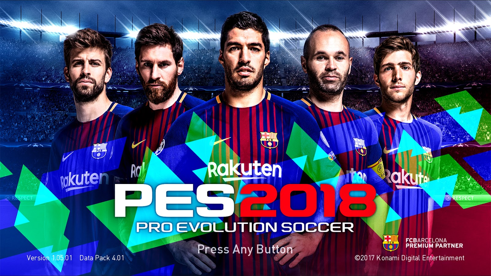 pes 2018 patch cracked version