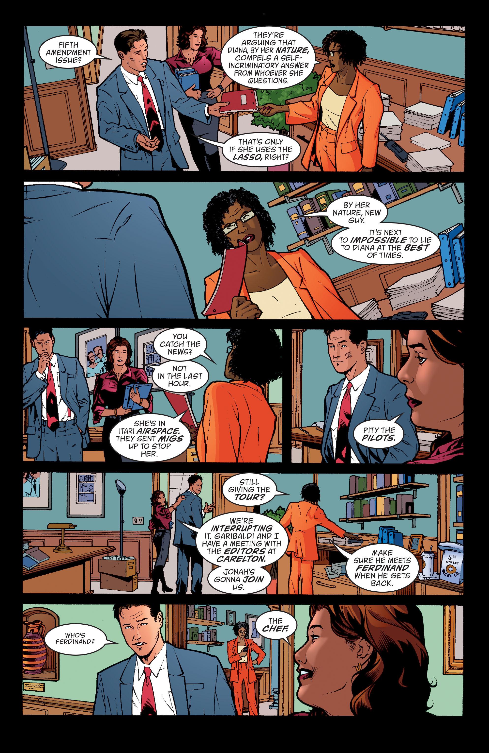 Read online Wonder Woman (1987) comic -  Issue #195 - 8