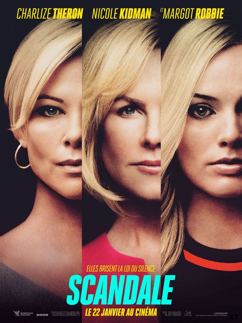Scandale [BDRip] [Streaming] [Telecharger]