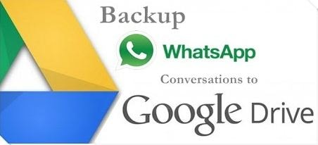 how to backup and restore whatsapp messages and videos pictures by google drive