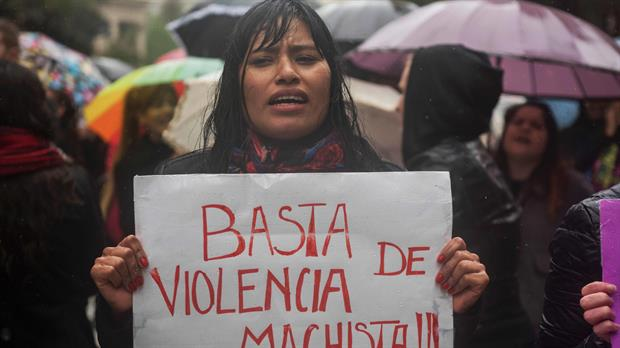 VIOLENCIA, INSEGURIDAD