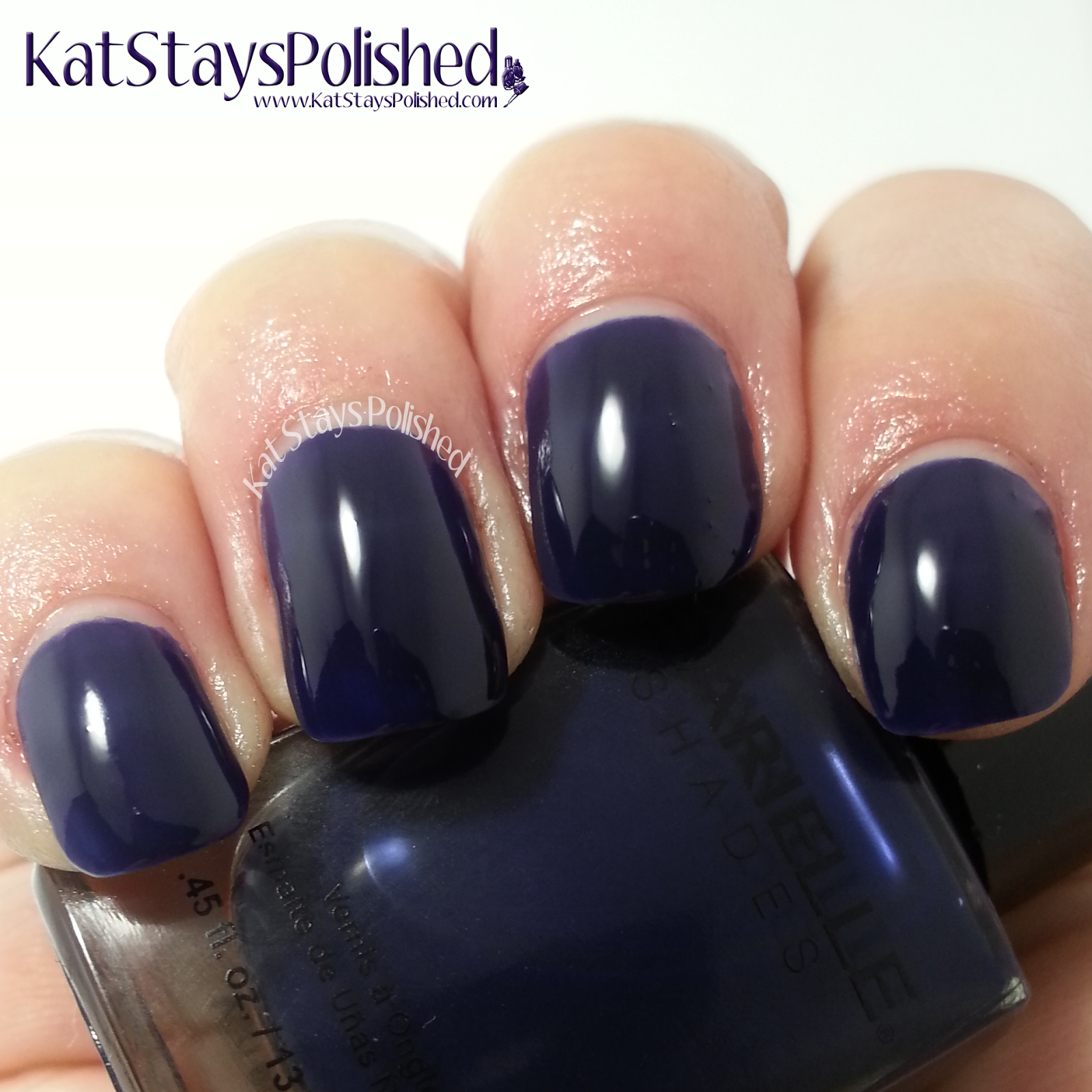 Barielle Me Couture - Moda Bleu | Kat Stays Polished