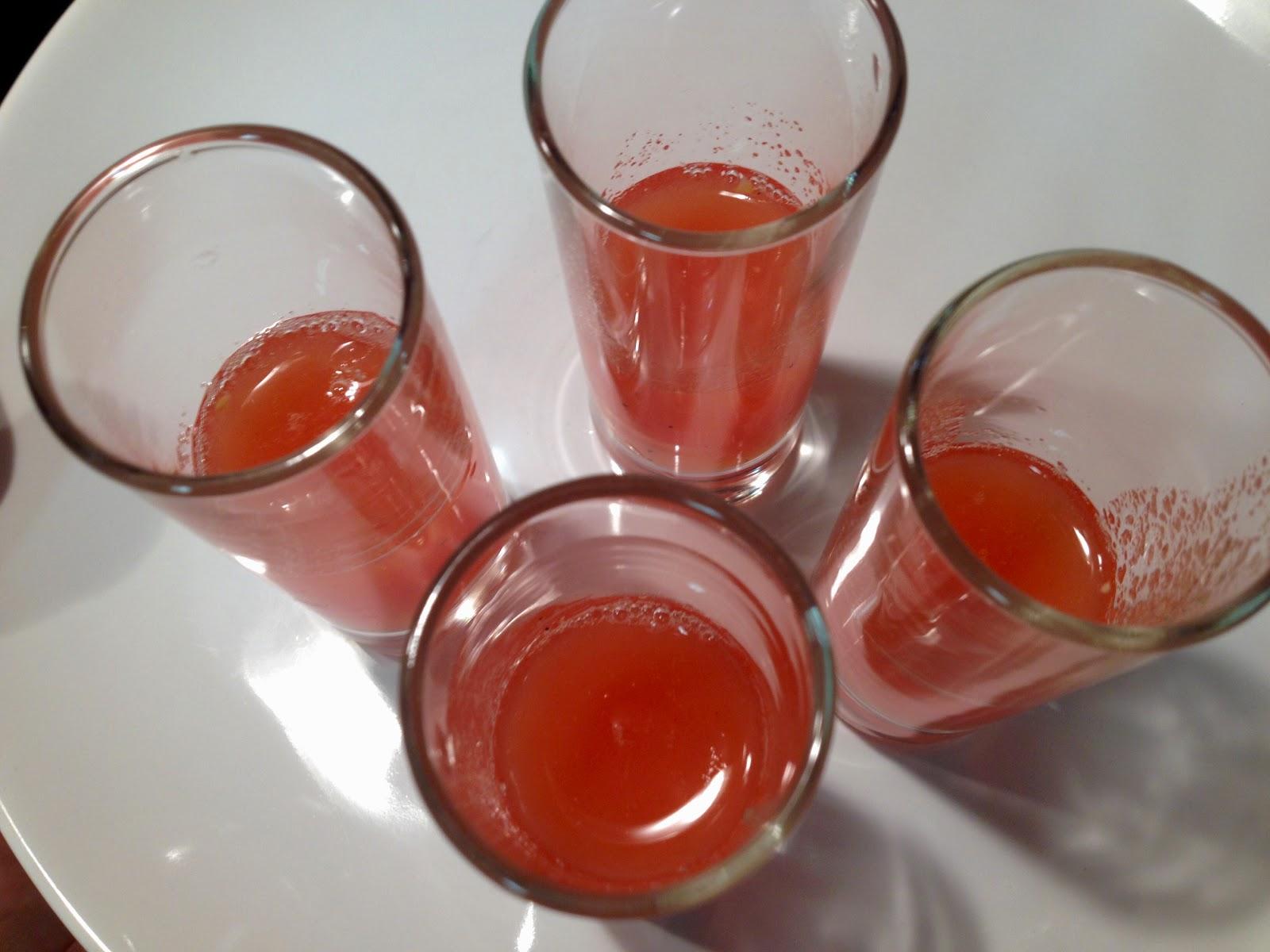 Chupito de Bloody Mary (vodka con tomate) de @valverdecoach - el troblogdita - el gastrónomo - Manuel Valverde - Manuel Valverde Coach - Mentor Coach