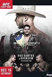 UFC ON FOX 17 – DOS ANJOS VS. CERRONE 2