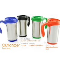 Outlander Travel Mug Stainless