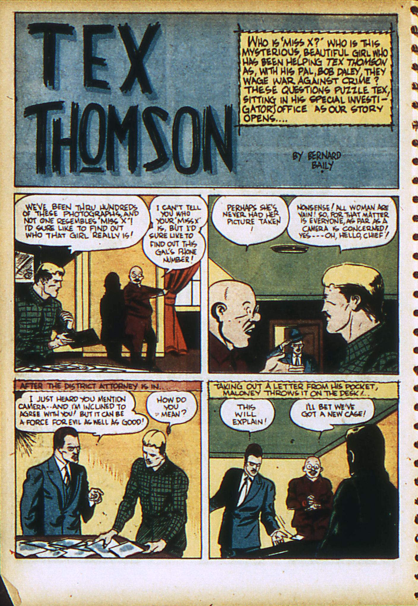 Read online Action Comics (1938) comic -  Issue #28 - 37