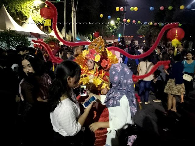 Sisa-sisa semarak semarang night carnival