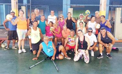 Presidente do Fundo Social de Solidariedade da Ilha comemora participação recorde dos atletas  nos JORI