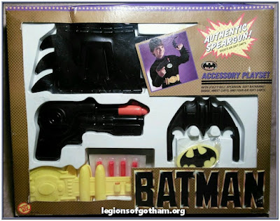 Toy Biz Batman Roleplay Accessory Playset