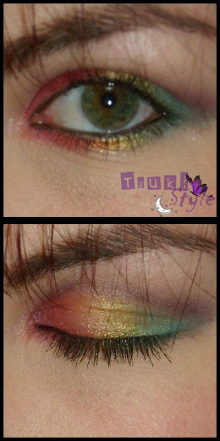 look arcoiris