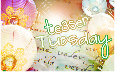 Teaser Tuesday #105