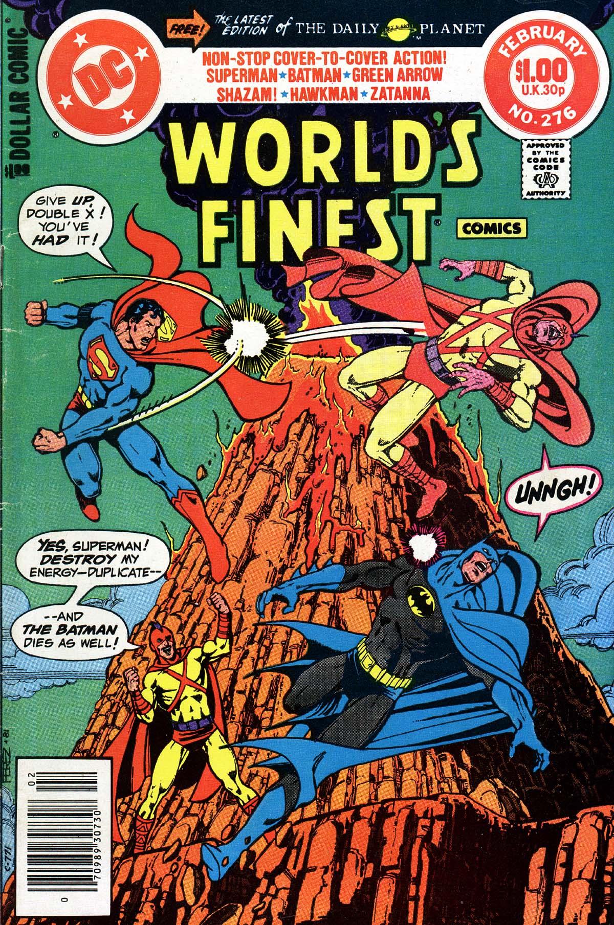 Read online World's Finest Comics comic -  Issue #276 - 1