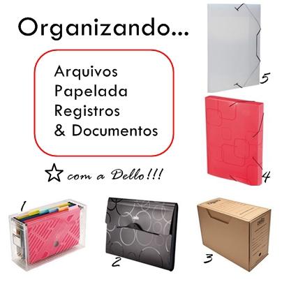 5 soluções maravilhosas para organizar arquivos!