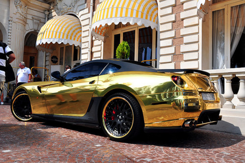I Like Gold...Cars