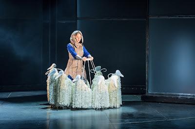 Monteverdi: Il ritorno d'Ulisse in patria - The Grange Festival - Emma Stannard (photo Robert Workman)