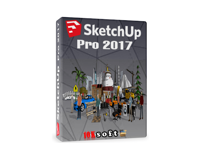 SketchUp Pro 2017 17.0.18899 Free Download