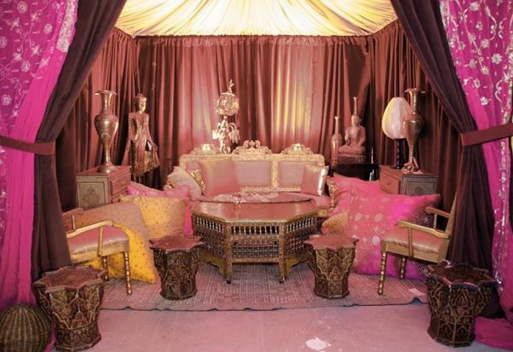 Domythic Bliss: Inside Genie's Lamp: The Decor of Fairy ...