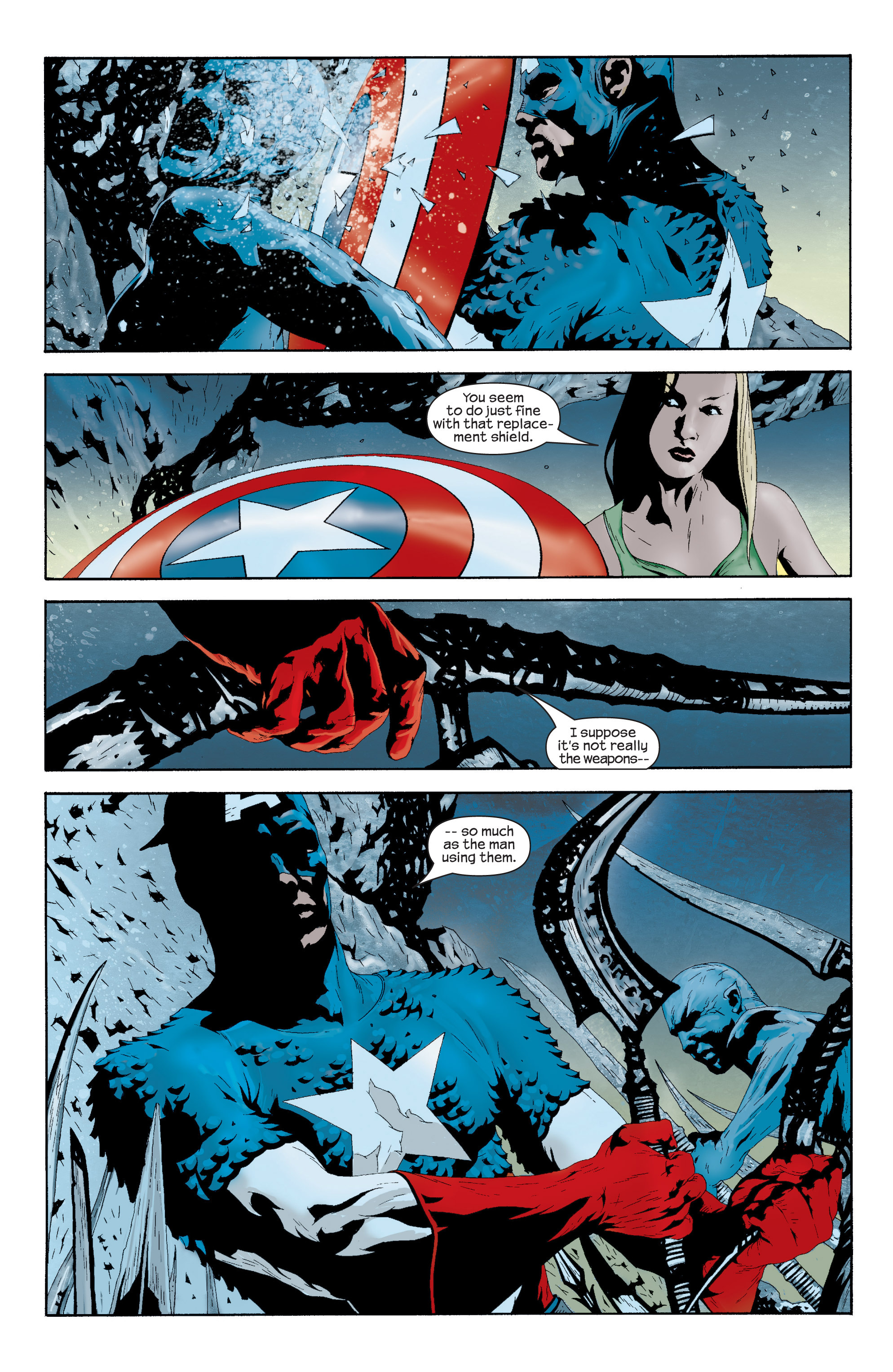 Captain America (2002) Issue #15 #16 - English 12