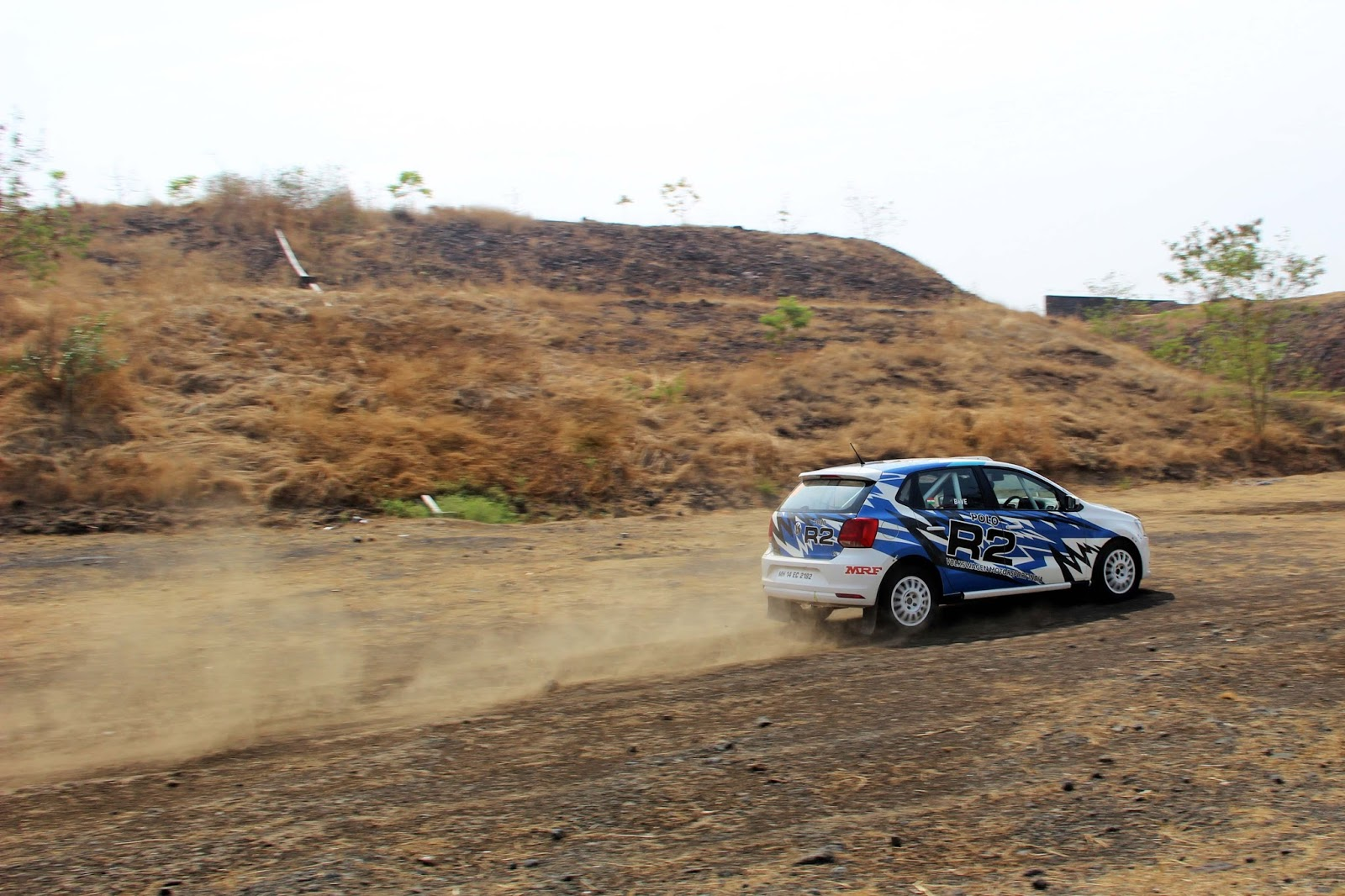 Vicky Chandhok Makes A Comeback To Rallying With The Volkswagen Polo