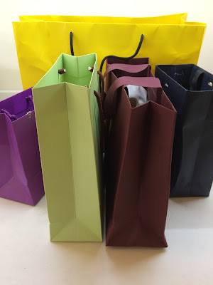 Make-up shopping bags