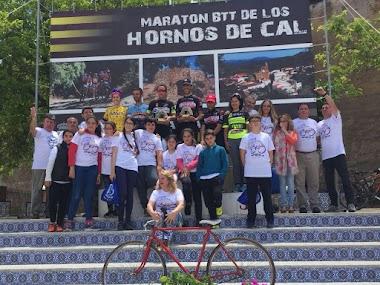 11ª Maratón BTT Hornos de Cal-Extreme Bike Santa Ana la Real 2018