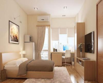 Diện mạo mới cho phòng ngủ với sàn gỗ tự nhiên