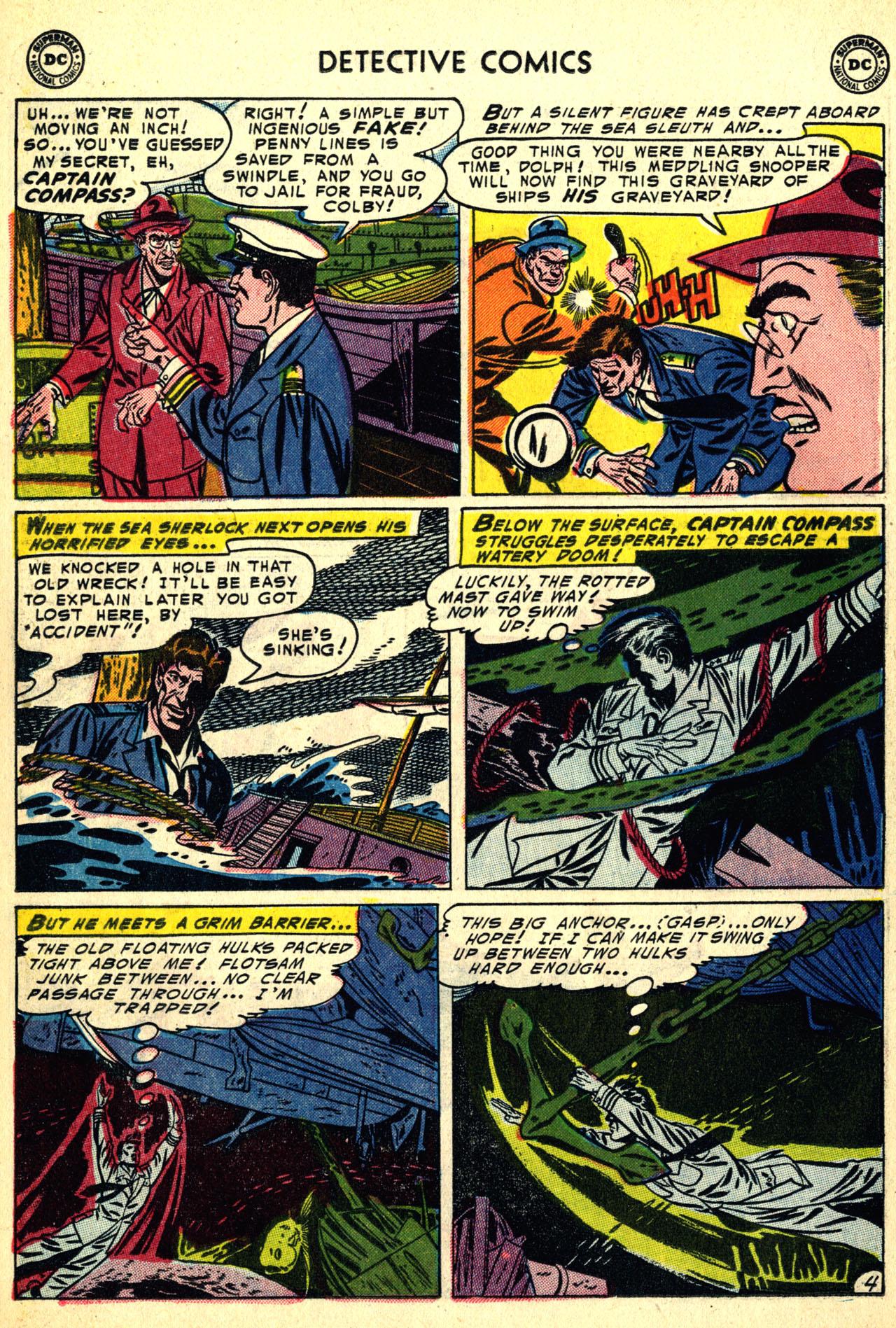 Detective Comics (1937) 208 Page 27