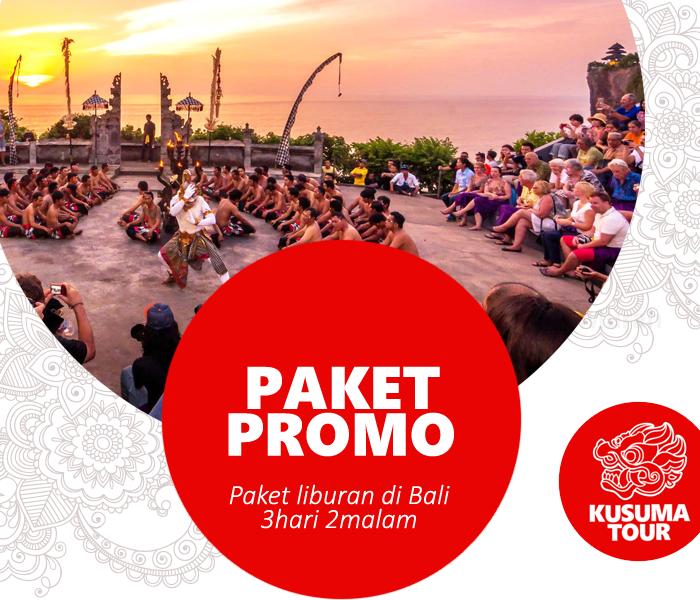 Paket Promo Liburan di Bali