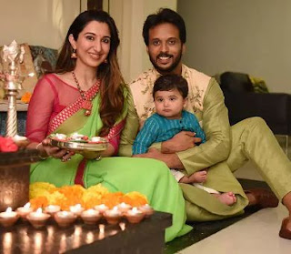Adarsh Balakrishna Family Wife Parents children's Marriage Photos