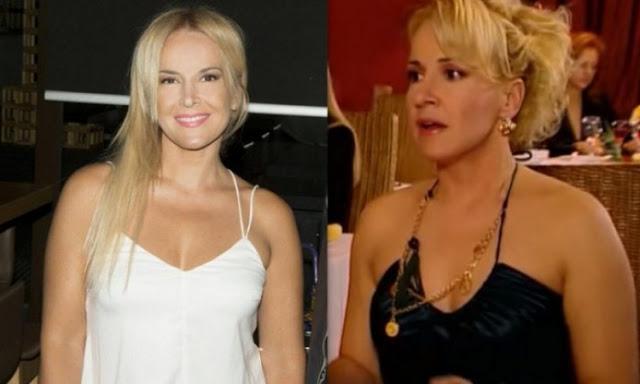 Μαρία Ανδρούτσου: Η αφρατούλα Ξανθίππη «μεταμορφώθηκε» σε SΕΧ SYMPOL