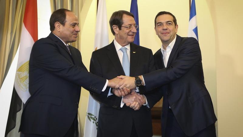 Ελλάδα και Κύπρος παράγοντες σταθερότητας στη νοτιοανατολική Μεσόγειο