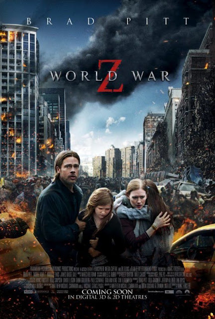 بوستر World War Z