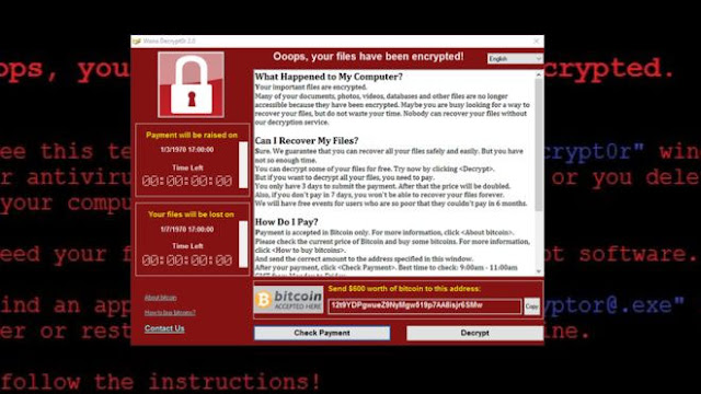 """Governos, empresas e especialistas em segurança no mundo todo correram para conter as conseqüências de um ciberataque global por """"ransomware"""""""