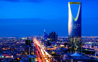 Ibukota Arab Saudi