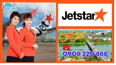 Vé máy bay đi Huế hãng Jetstar