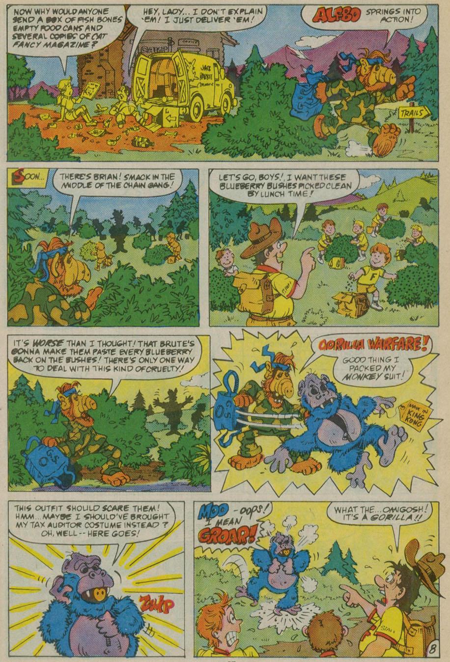 Read online ALF comic -  Issue # _Annual 1 - 51