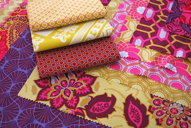 Hyacinth Quilt Designs July 2011