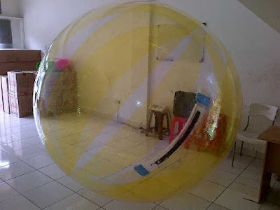 Water Ball Bola Air