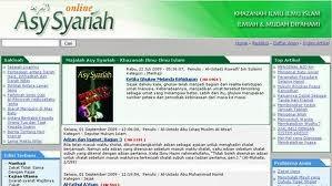 Download Majalah Asy-Syari'ah Offline Versi 2.2