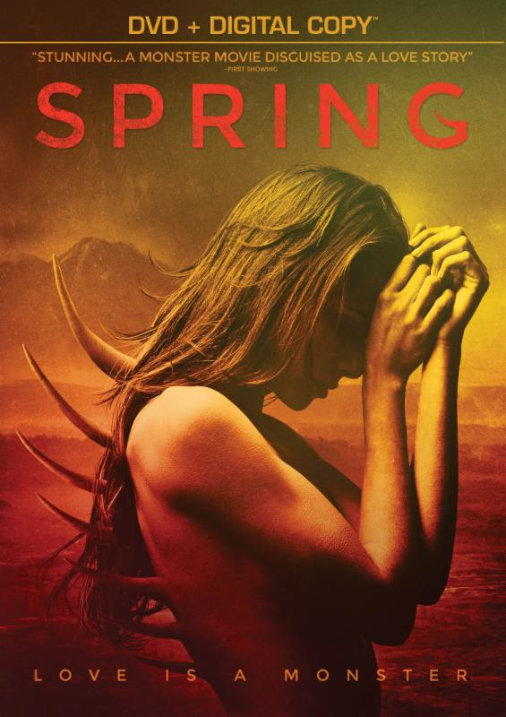 Spring : Love is a Monster (2014)