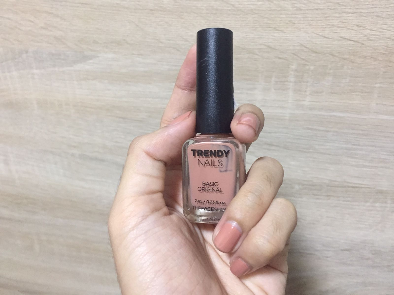 Zee\'s Beauty and Lifestyle: The Face Shop Nail Polish Review