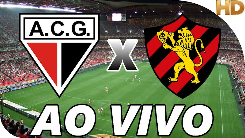 Assistir Atlético Goianiense x Sport Ao Vivo