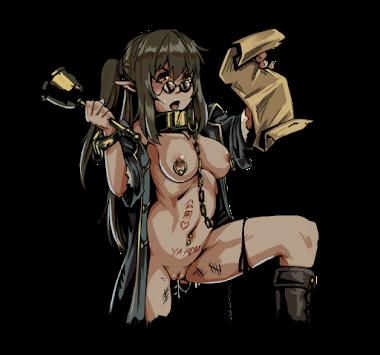 render ELF GIRL