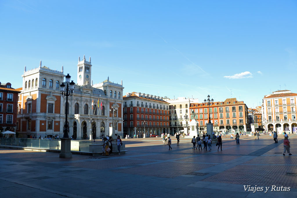Plaza Mayor, Valladolid